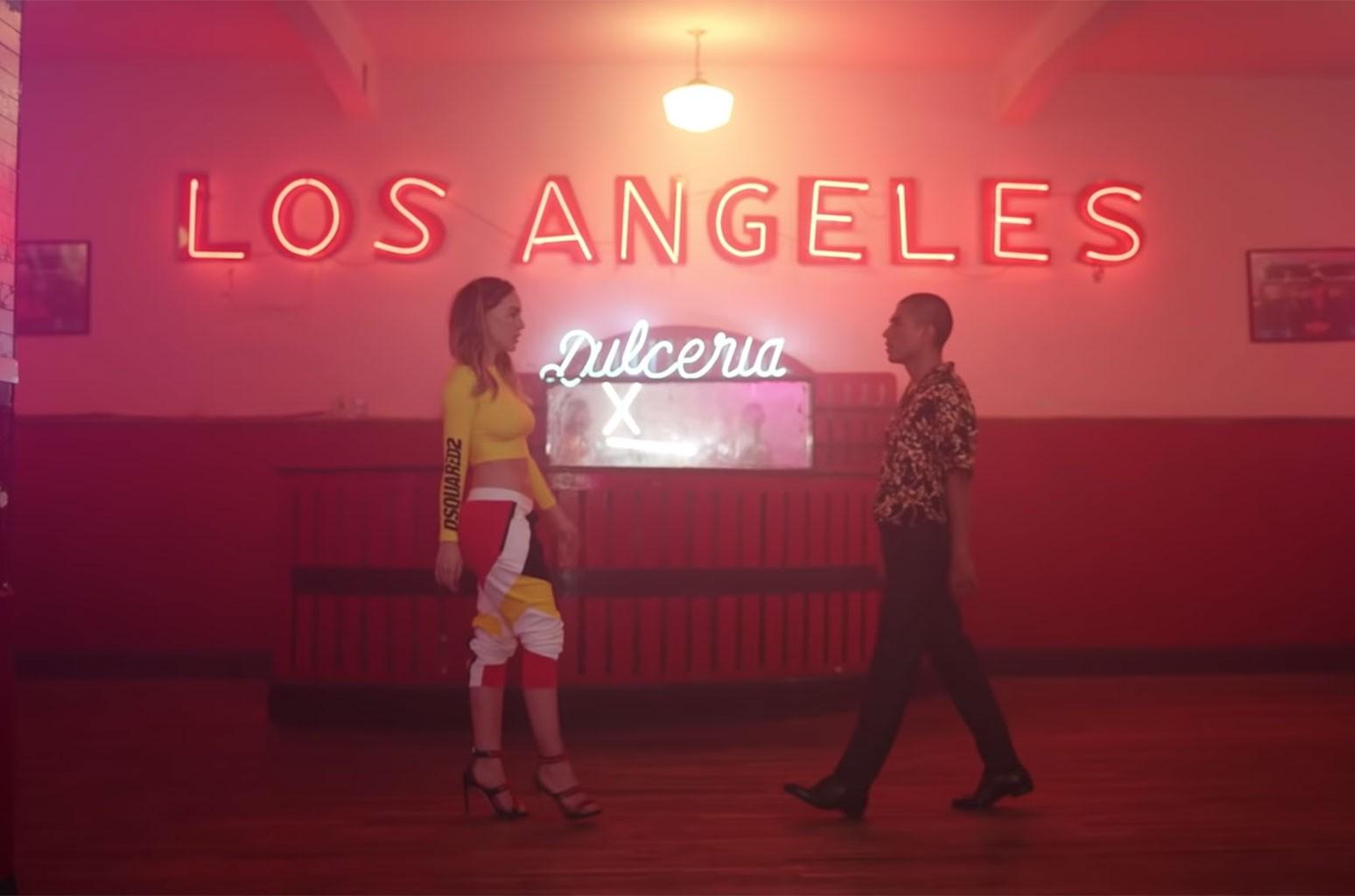 """Los Ángeles Azules, Belinda, Lalo Ebratt ft. Horacio Palencia """"Amor A Primera Vista"""""""