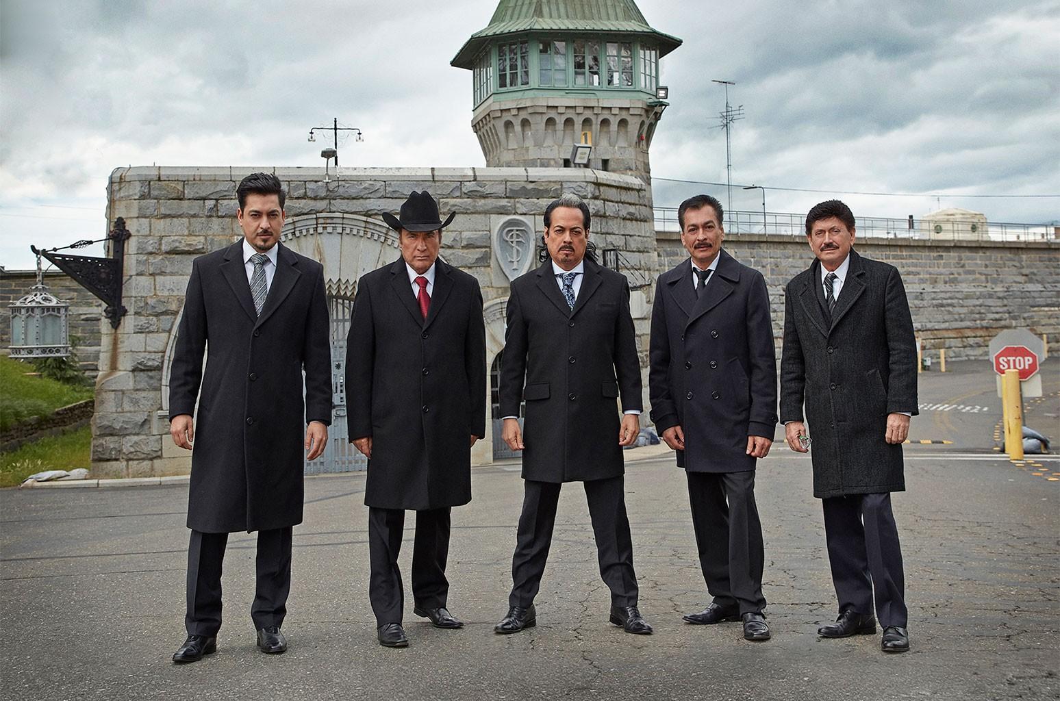 Los Tigres at Folsom Prison