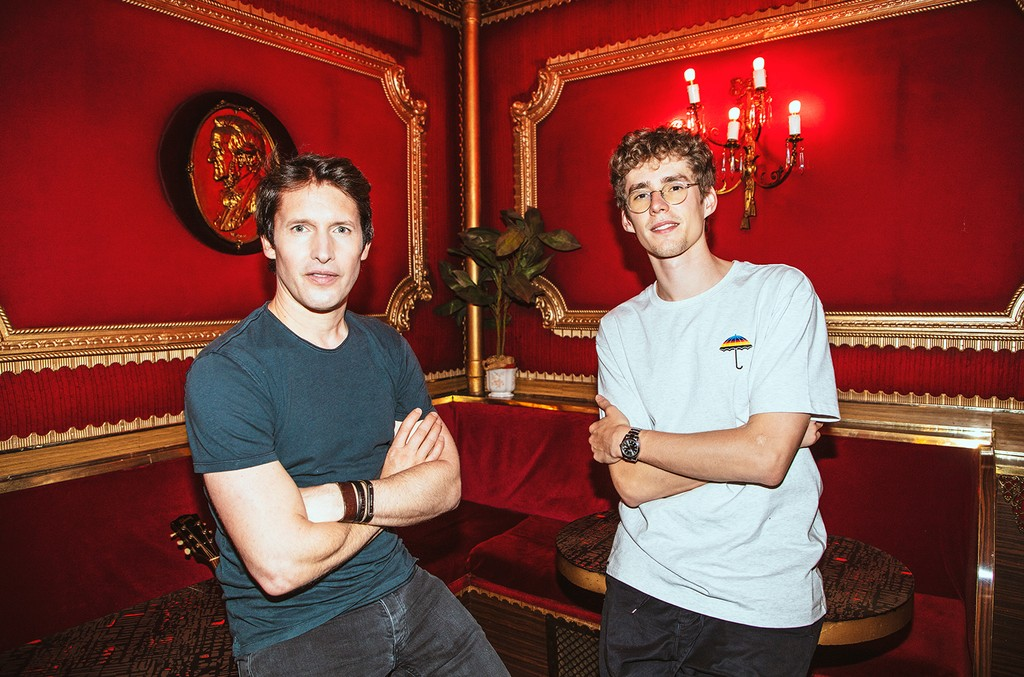Lost Frequencies and James Blunt
