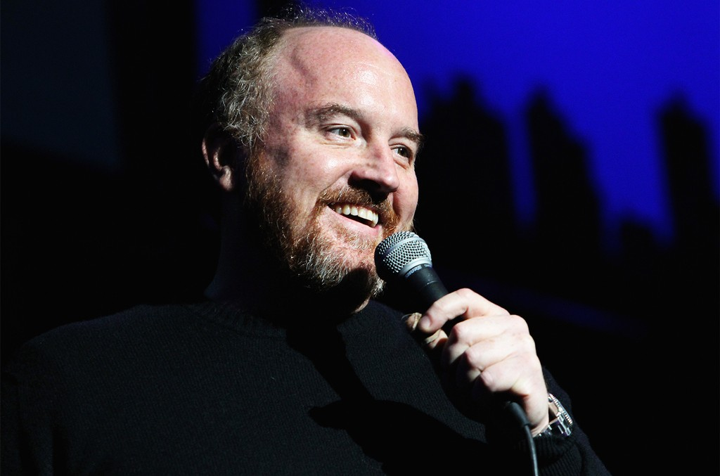 Louis C.K. at 2014 The New York Comedy Festival