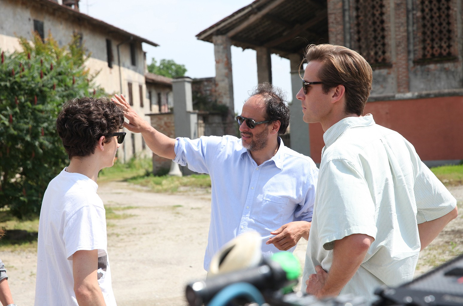 Luca Guadagnino Call Me By Your Name