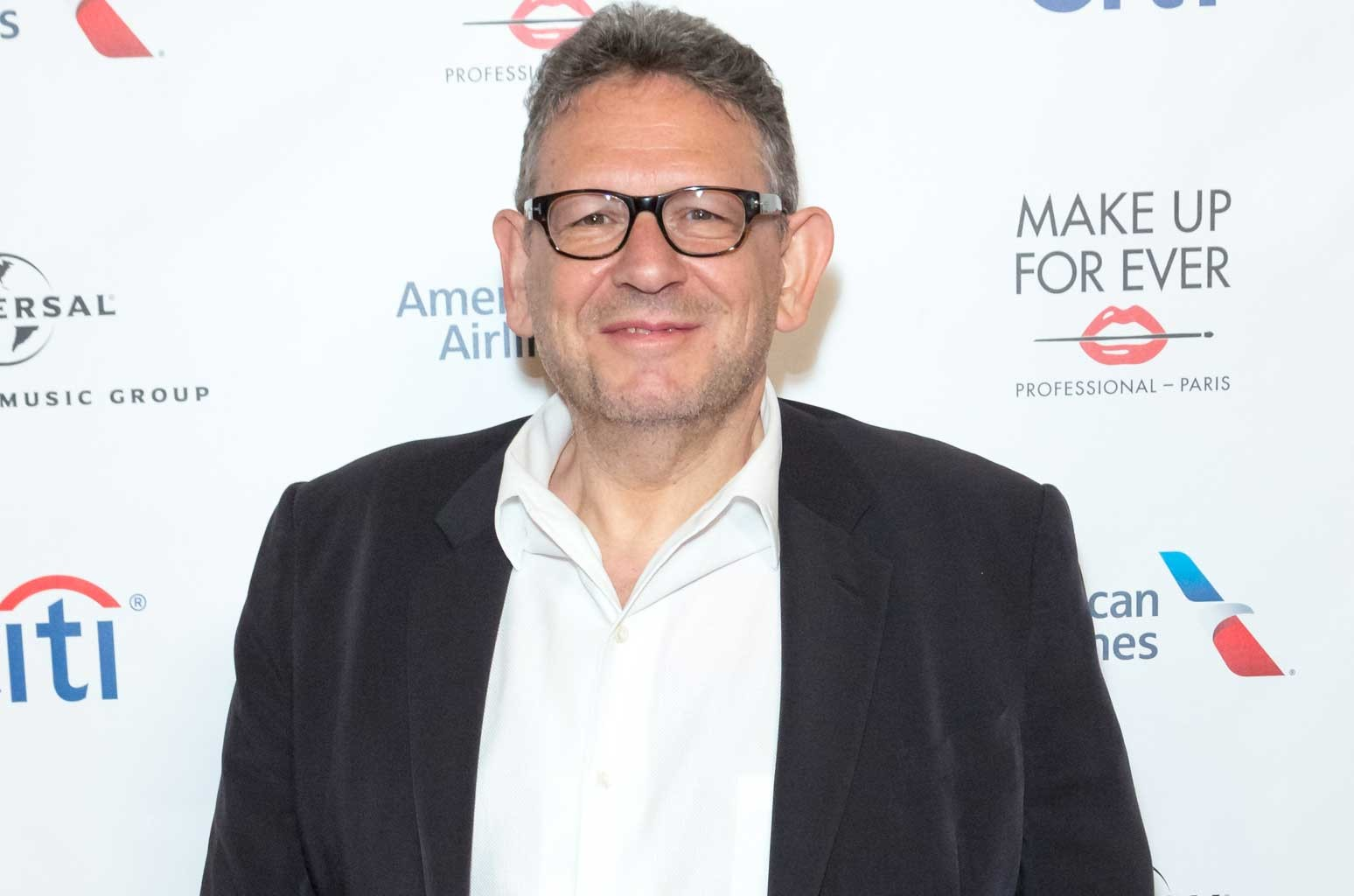 Sir Lucian Grainge, Chairman and CEO UMG, attends the Universal Music Group's 2017 Grammy After Party at The Theatre at Ace Hotel on Feb. 12, 2017 in Los Angeles.