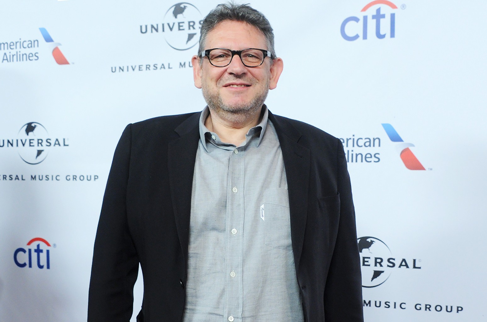 Lucian Grainge photographed in 2016
