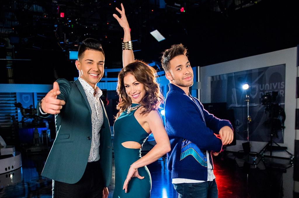 Luis Coronel, Bianca Marroquin & Prince Royce