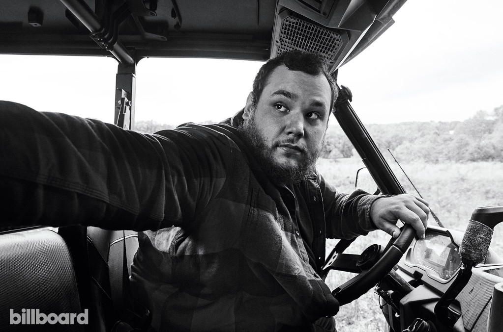 Luke Combs Is the 2nd Artist Whose First Two Albums Spent 20 or More Weeks at No. 1 on Top Country Albums