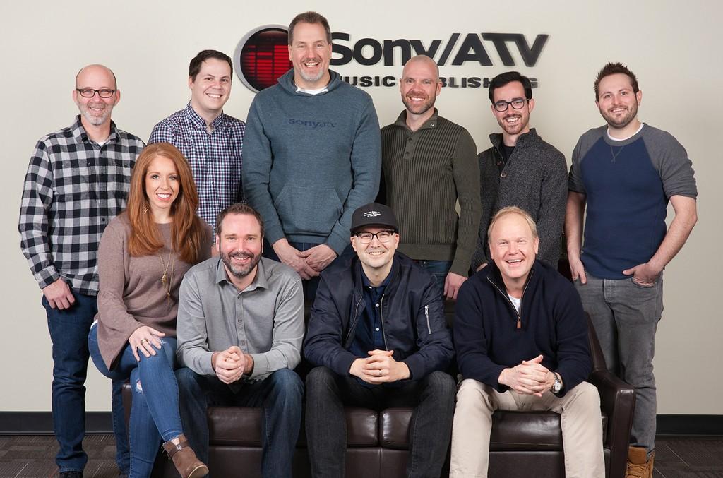 Luke Laird & Sony/ATV