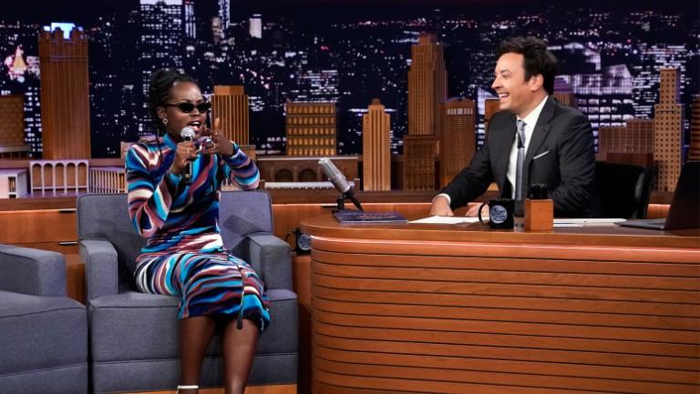 Lupita Nyongo Shows Off Impressive Rap Freestyle As Alter Ego