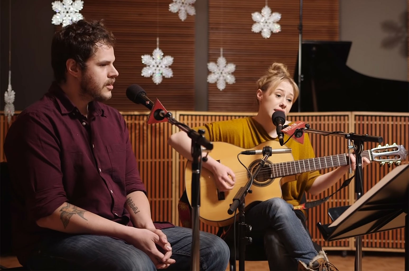 Lydia Liza and Josiah Lemanski