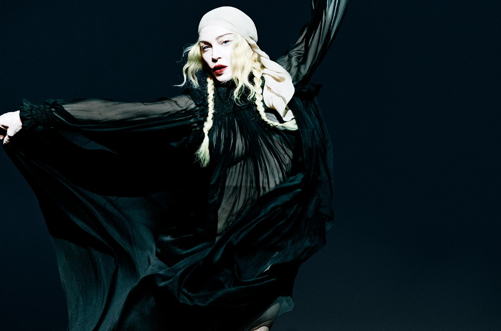 Madonna Achieves Milestone 50th No. 1 on Dance Club Songs Chart With 'I Don't Search I Find'