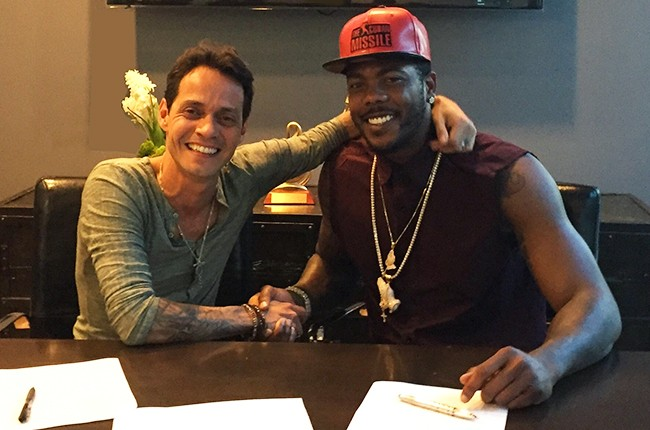 Marc Anthony signs 4 time All Star Aroldis Chapman to 360 deal for Magnus Sports