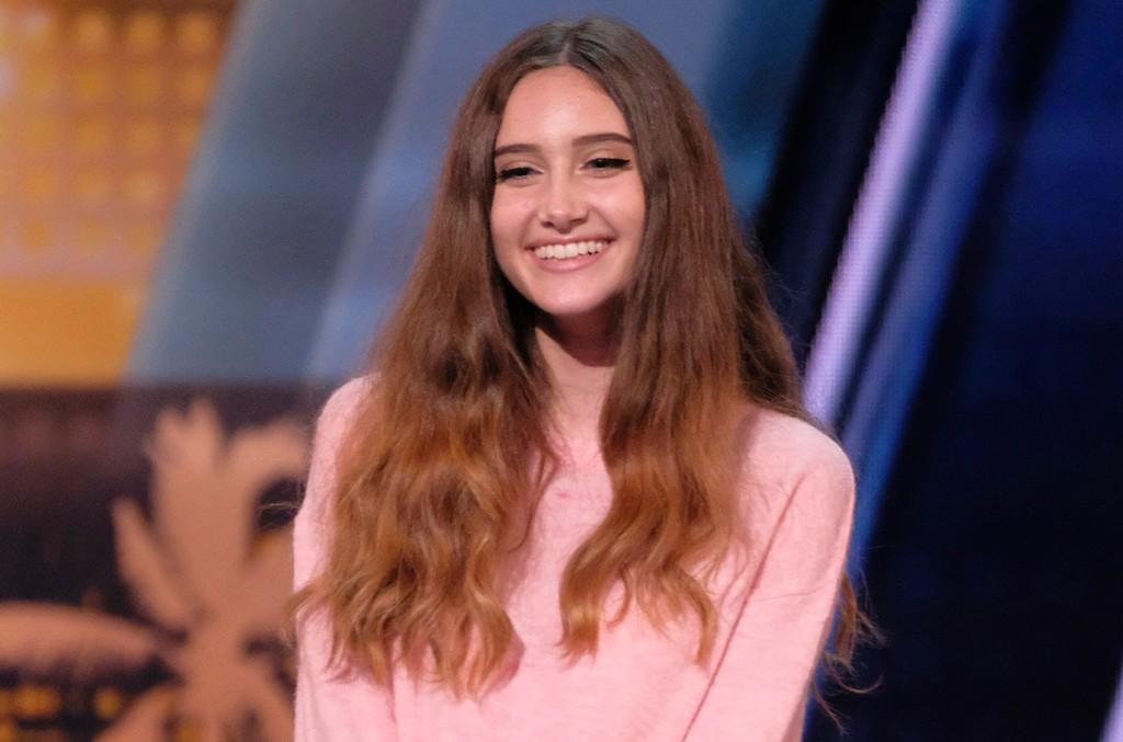 Makayla Phillips on America's Got Talent