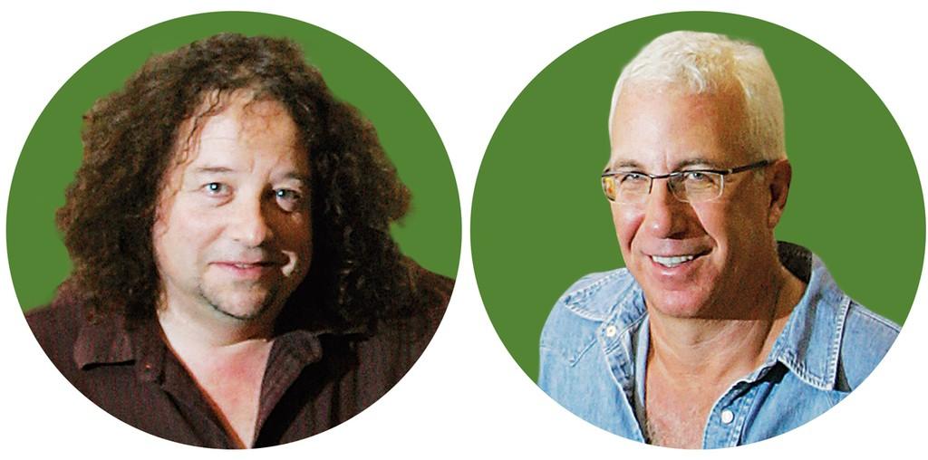 9. Marc Weinstein & David Prinz
