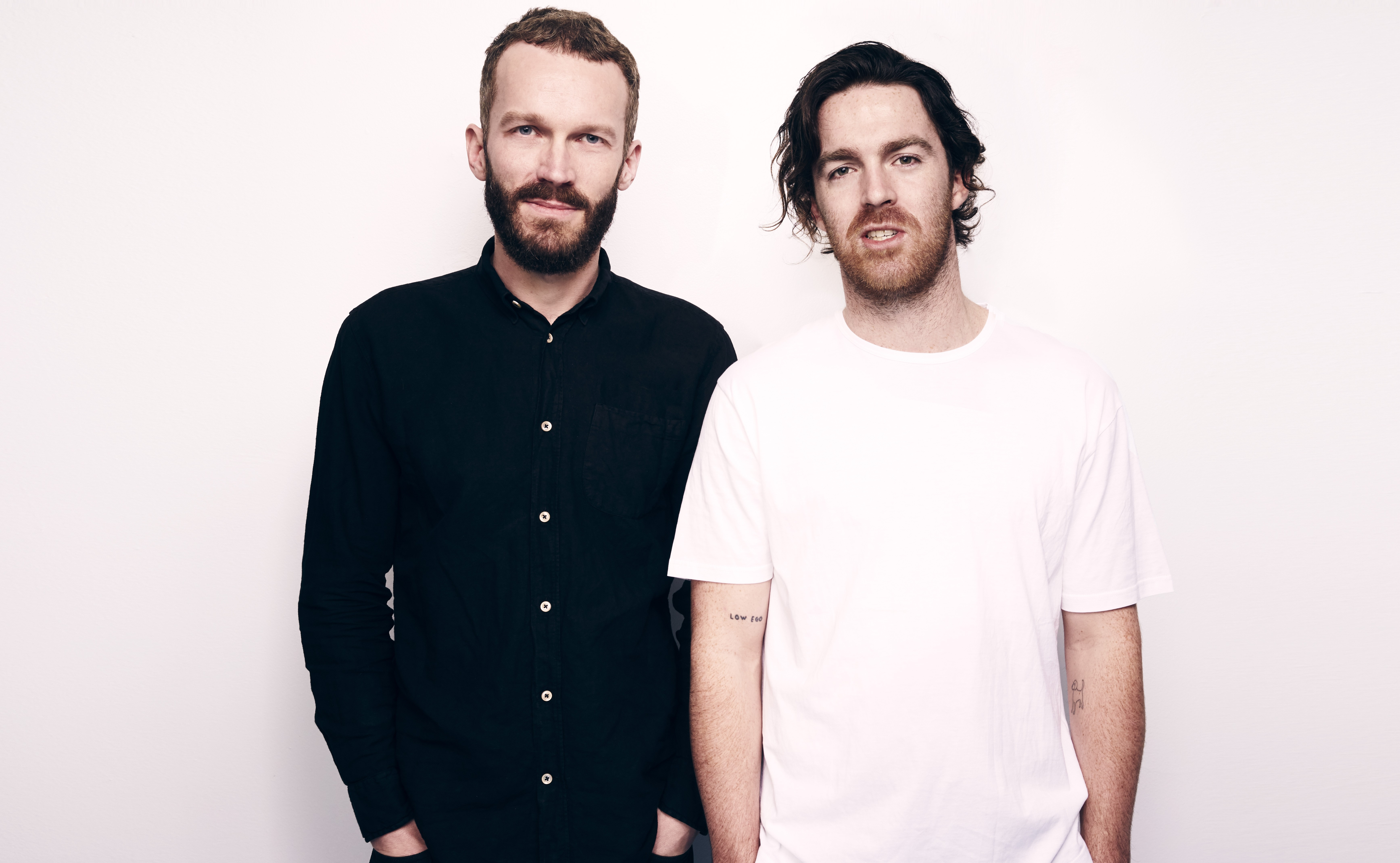 Marcus Marr and Chet Faker