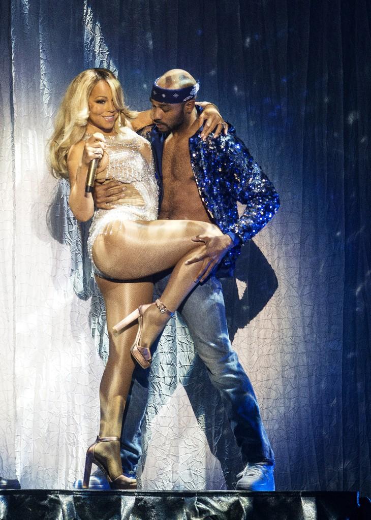 Mariah Carey SSE Hydro 2016