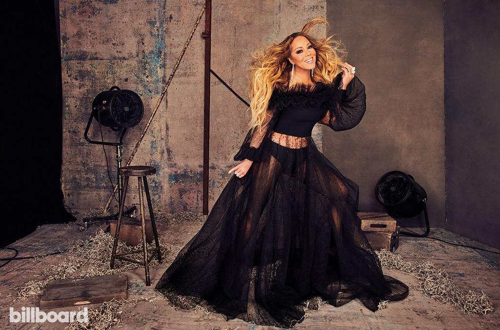 Mariah Carey Celebrates Milestone Birthday in the Studio: See the Pic