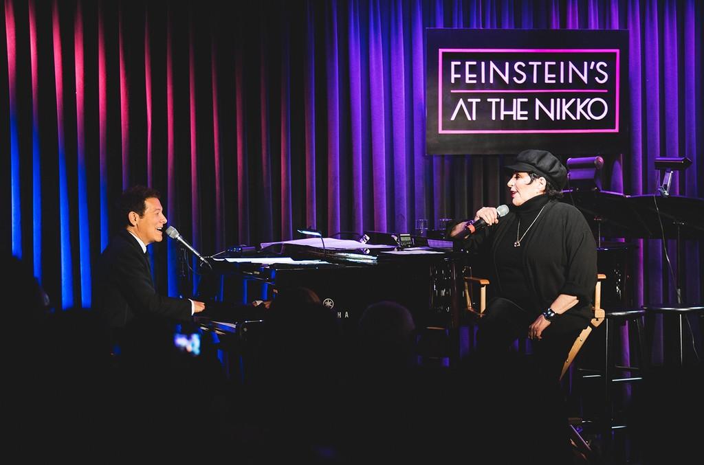 Liza Minnelli & Michael Feinstein