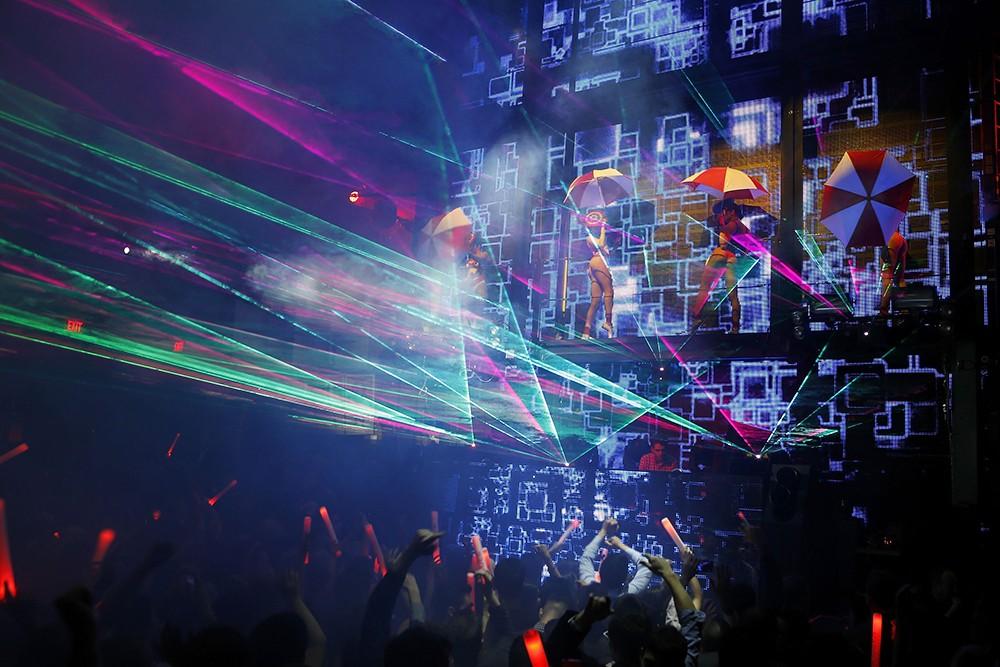 Marquee Nightclub, Las Vegas