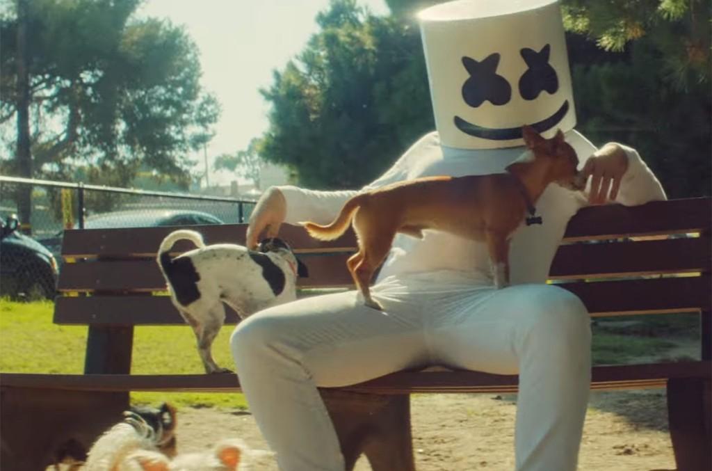 "Marshmello ft. Wrabel  ""Ritual"""