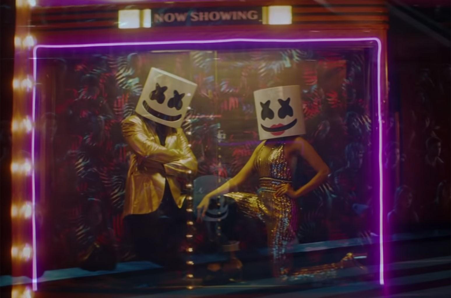 "Marshmello x Pritam ft. Shirley Setia & Shahrukh Khan ""BIBA"""
