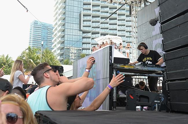 DJ Martin Garrix sxsw 2016