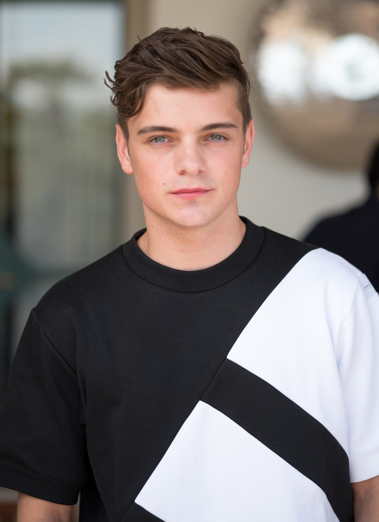 Martin Garrix at REVOLVE festival during Day 2 of Coachella Valley Music and Arts Festival in Palm Springs, Calif. on April 16, 2017.