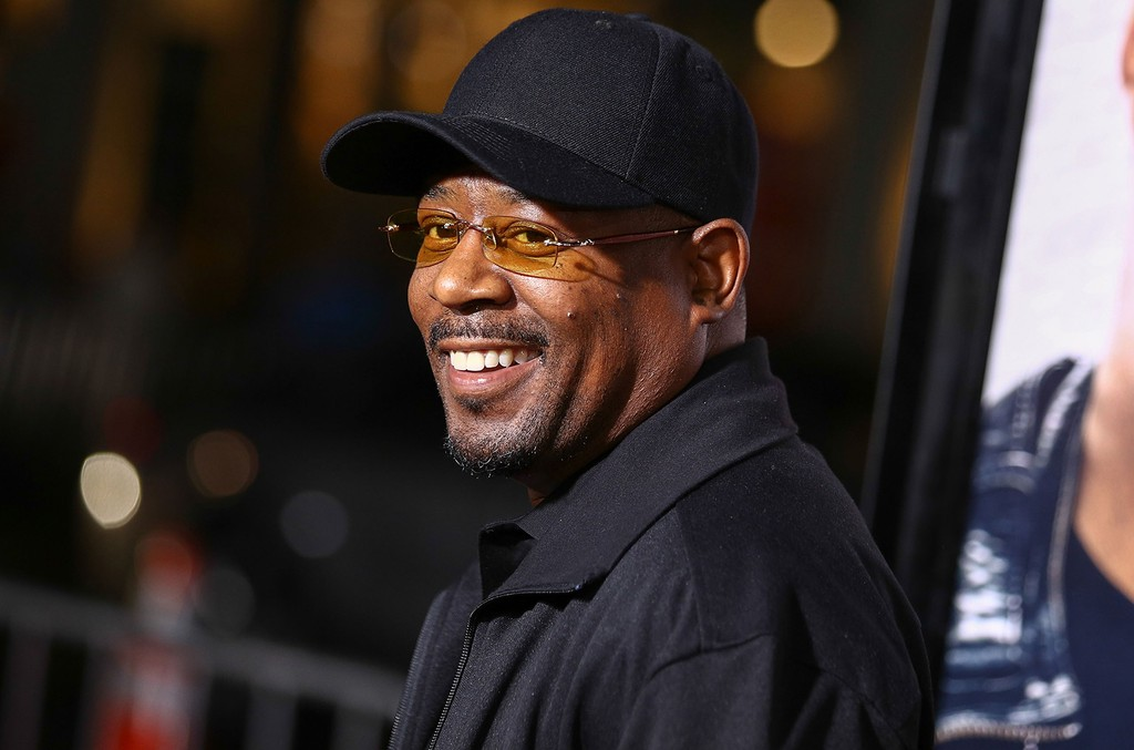 Martin Lawrence, 2014