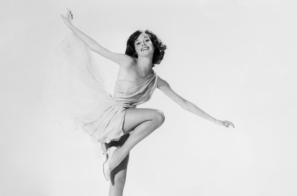 Mary Tyler Moore photographed in 1965.
