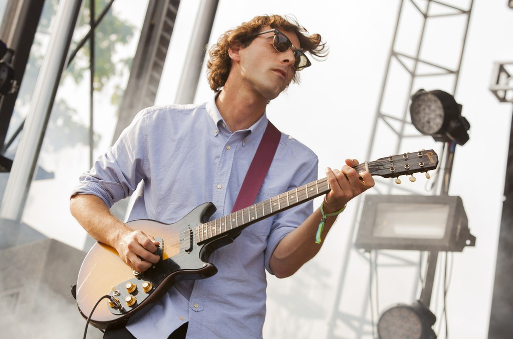 Matt Mondanile of Real Estate
