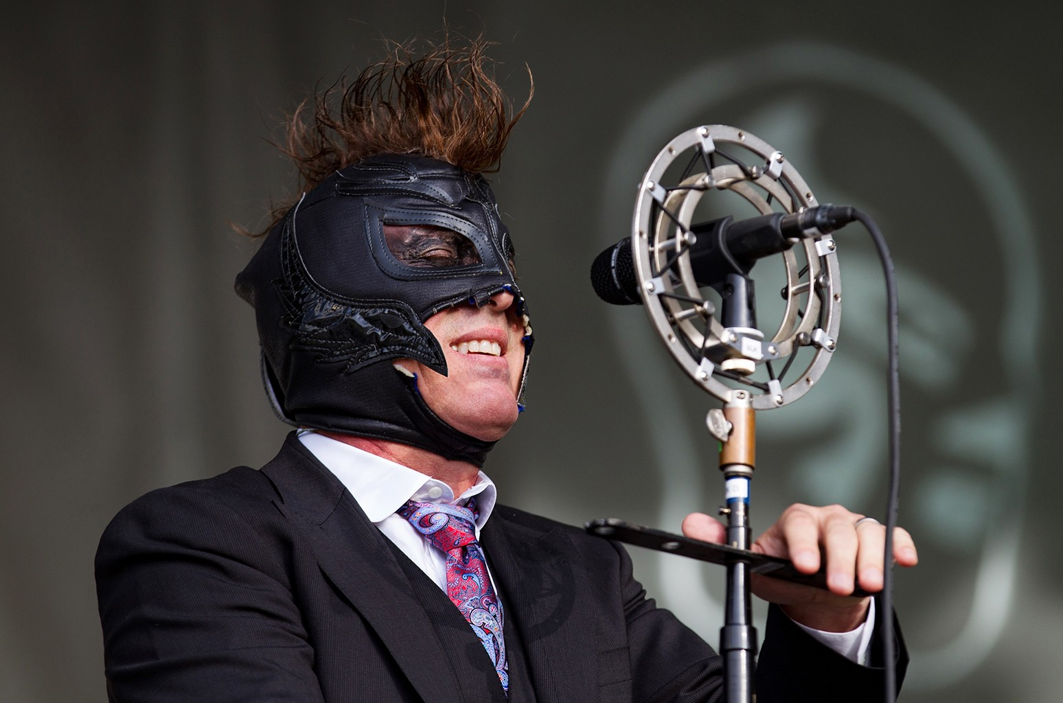 Tool performs at Aftershock Festival at Discovery Park on Oct. 23, 2016 in Sacramento, Calif.