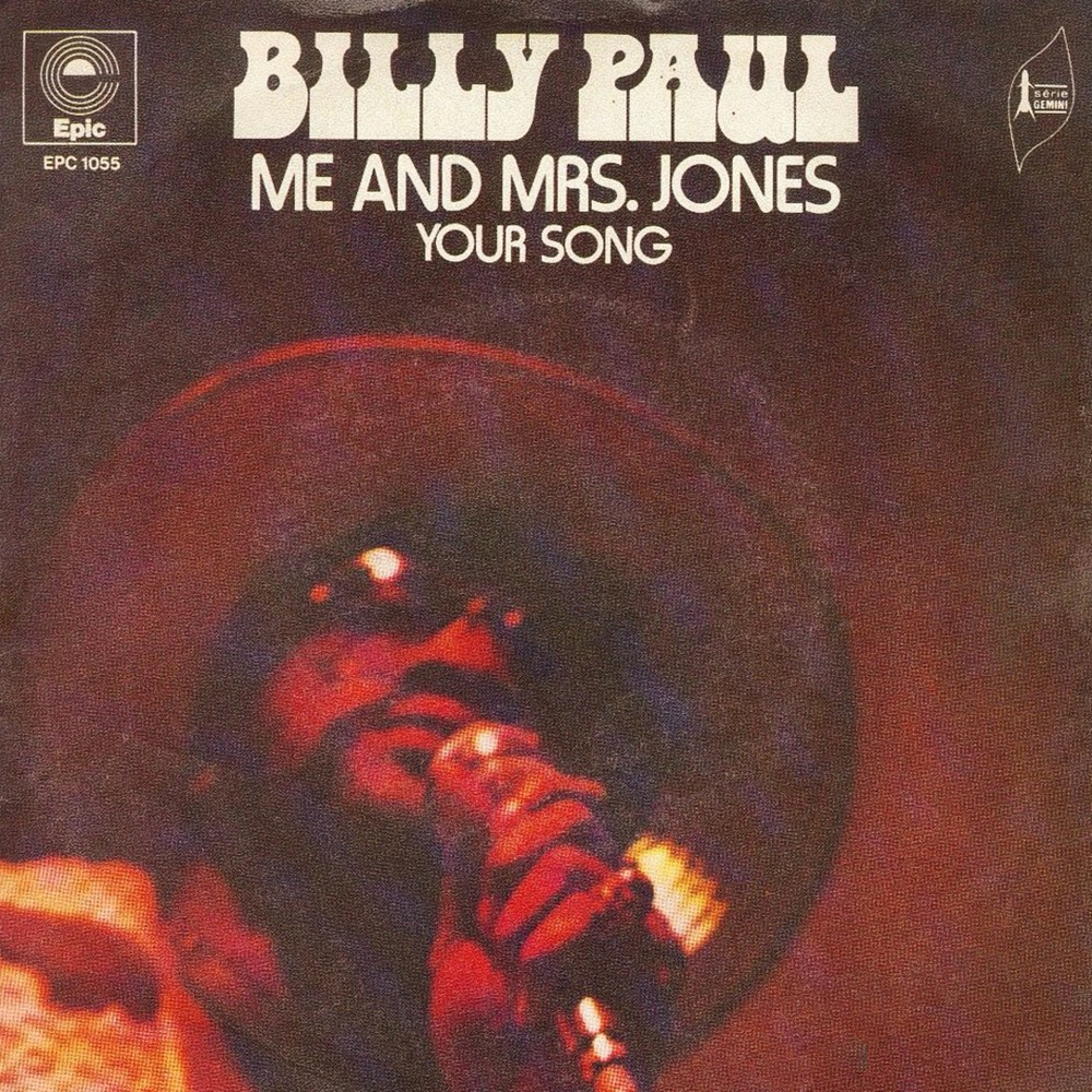 """Me and Mrs. Jones,"" Billy Paul"