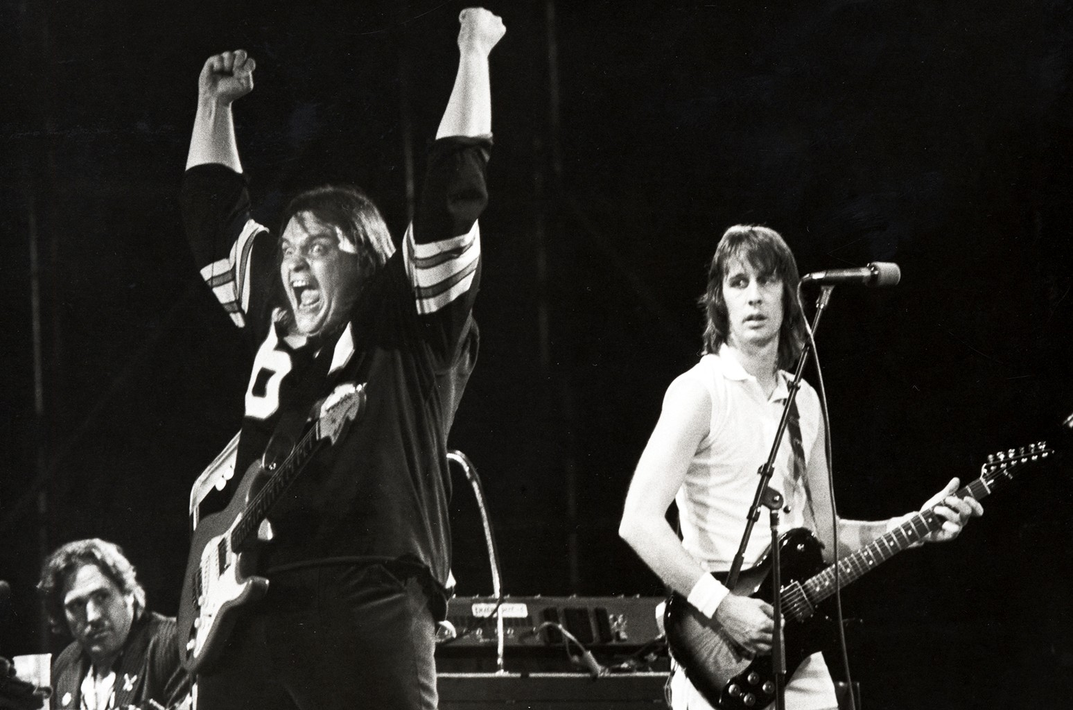 Meat Loaf and Todd Rundgren