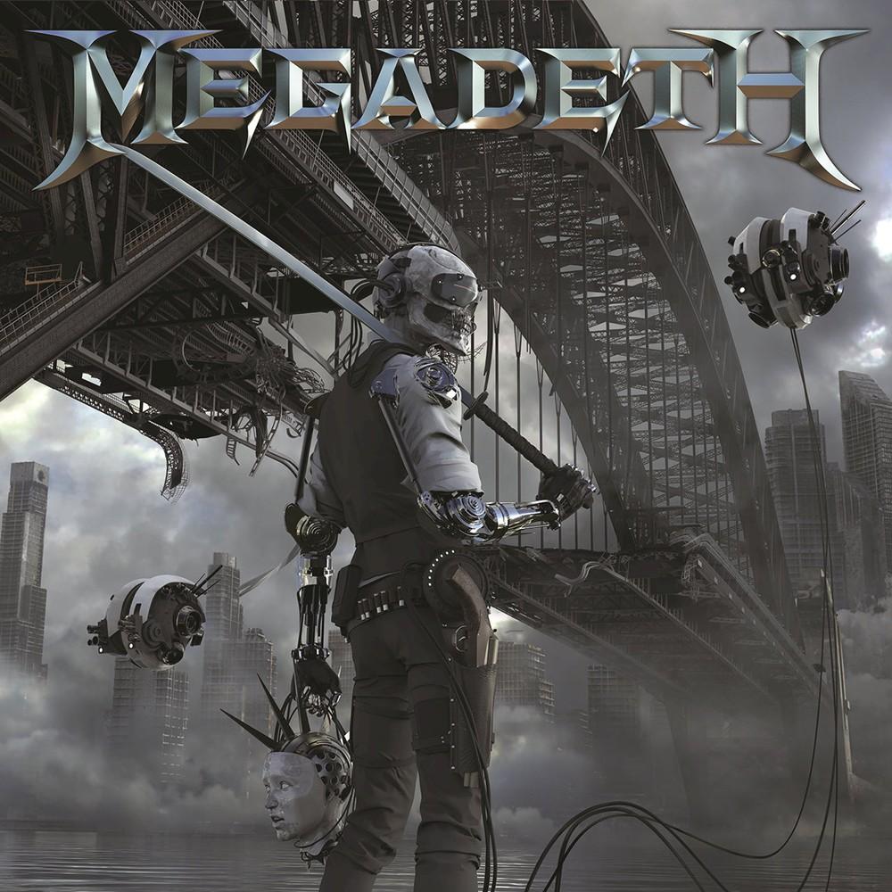 Megadeath 'Dystopia'