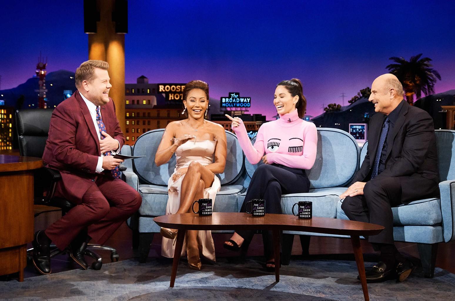 Mel B, Olivia Munn and Dr. Phil