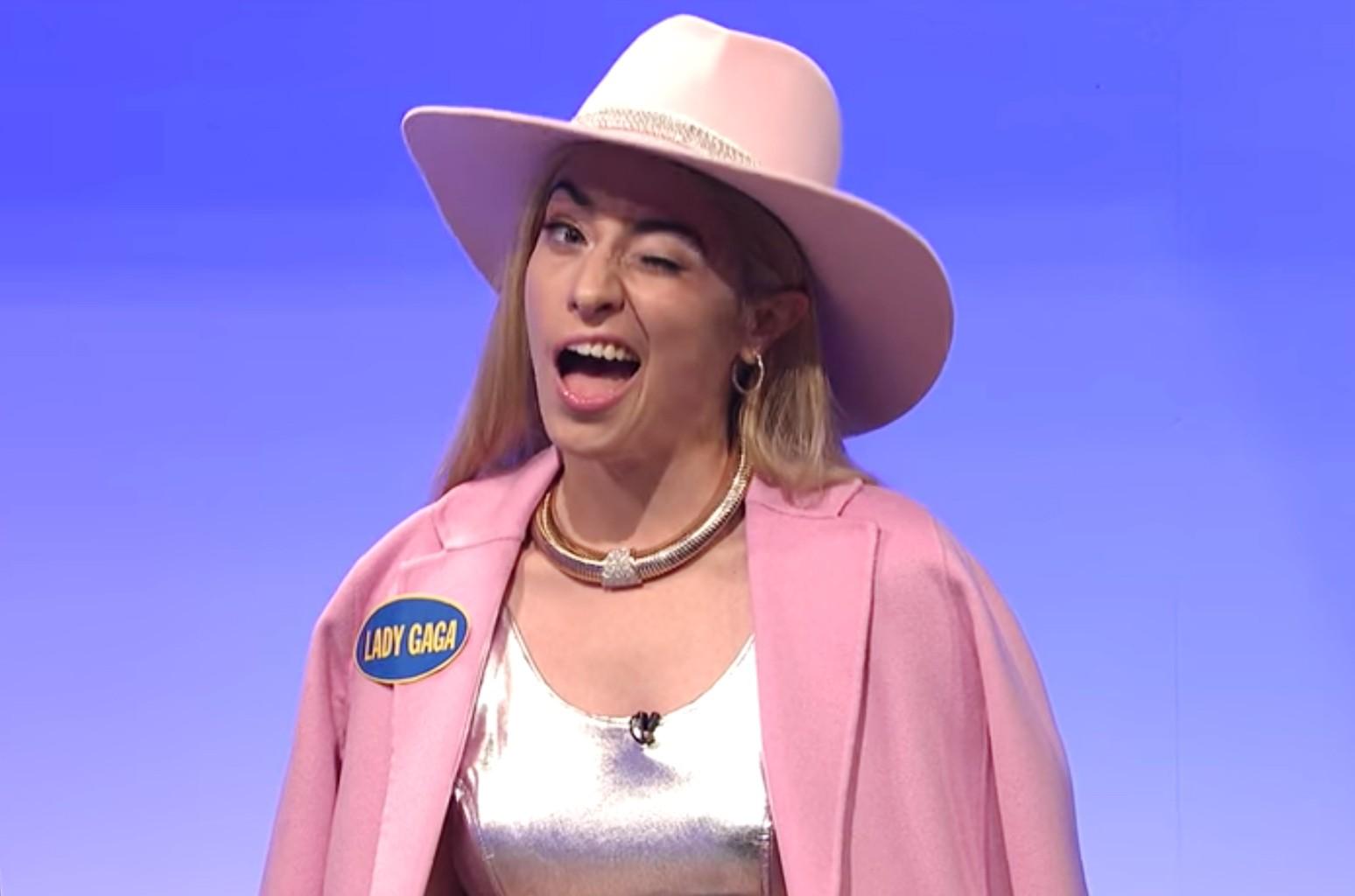 Melissa Villaseñor as Lady Gaga