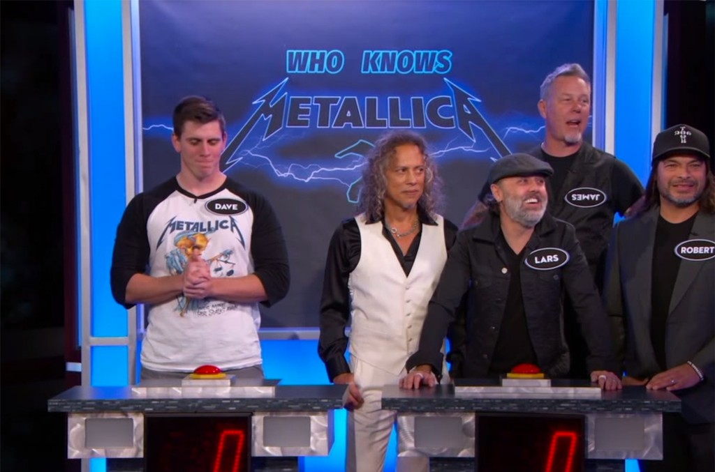 Who Knows Metallica? - Metallica vs. Superfan