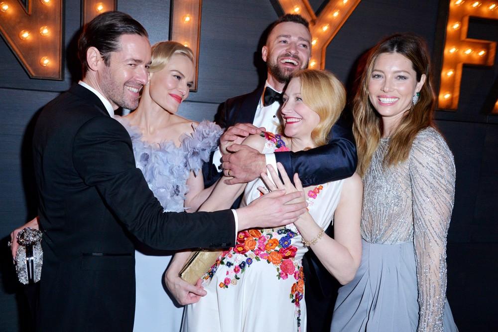 Michael Polish, Kate Bosworth, Justin Timberlake, Patricia Clarkson, and Jessica Biel