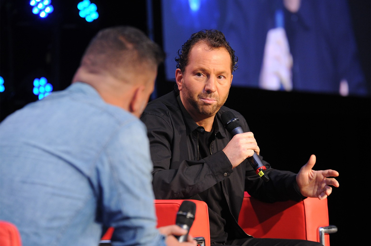Live Nation CEO Michael Rapino appears at Canadian Music Week