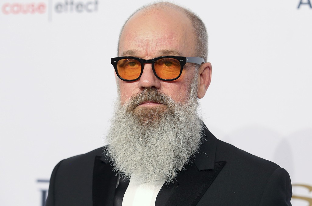 Michael Stipe attends the Elton John AIDS Foundation's 15th Annual An Enduring Vision Benefit at Cipriani Wall Street on Nov. 2, 2016 in New York City.