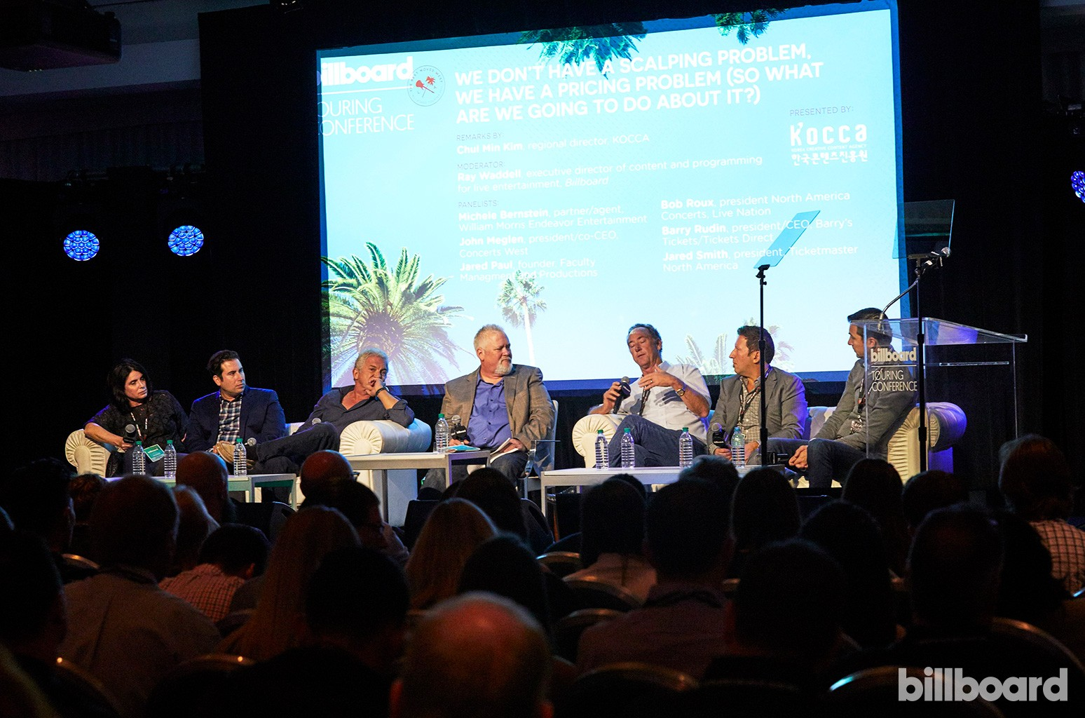 Billboard Touring Conference 2016