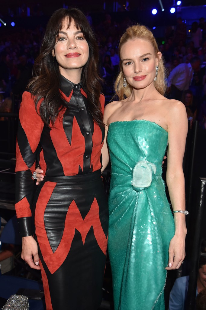 Michelle Monaghan and Kate Bosworth