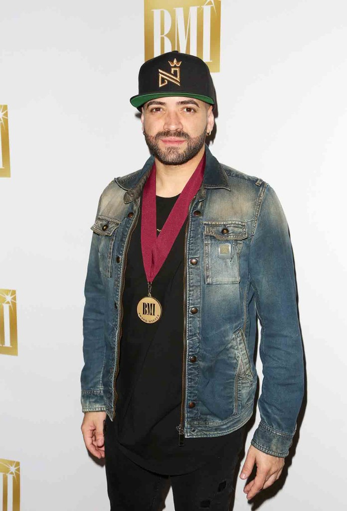 """Miguel Ignacio Mendoza Donatti aka """"Nacho"""" attends the 24th Annual BMI Latin Awards at the Beverly Wilshire Four Seasons Hotel on March 21, 2017 in Beverly Hills, Calif."""