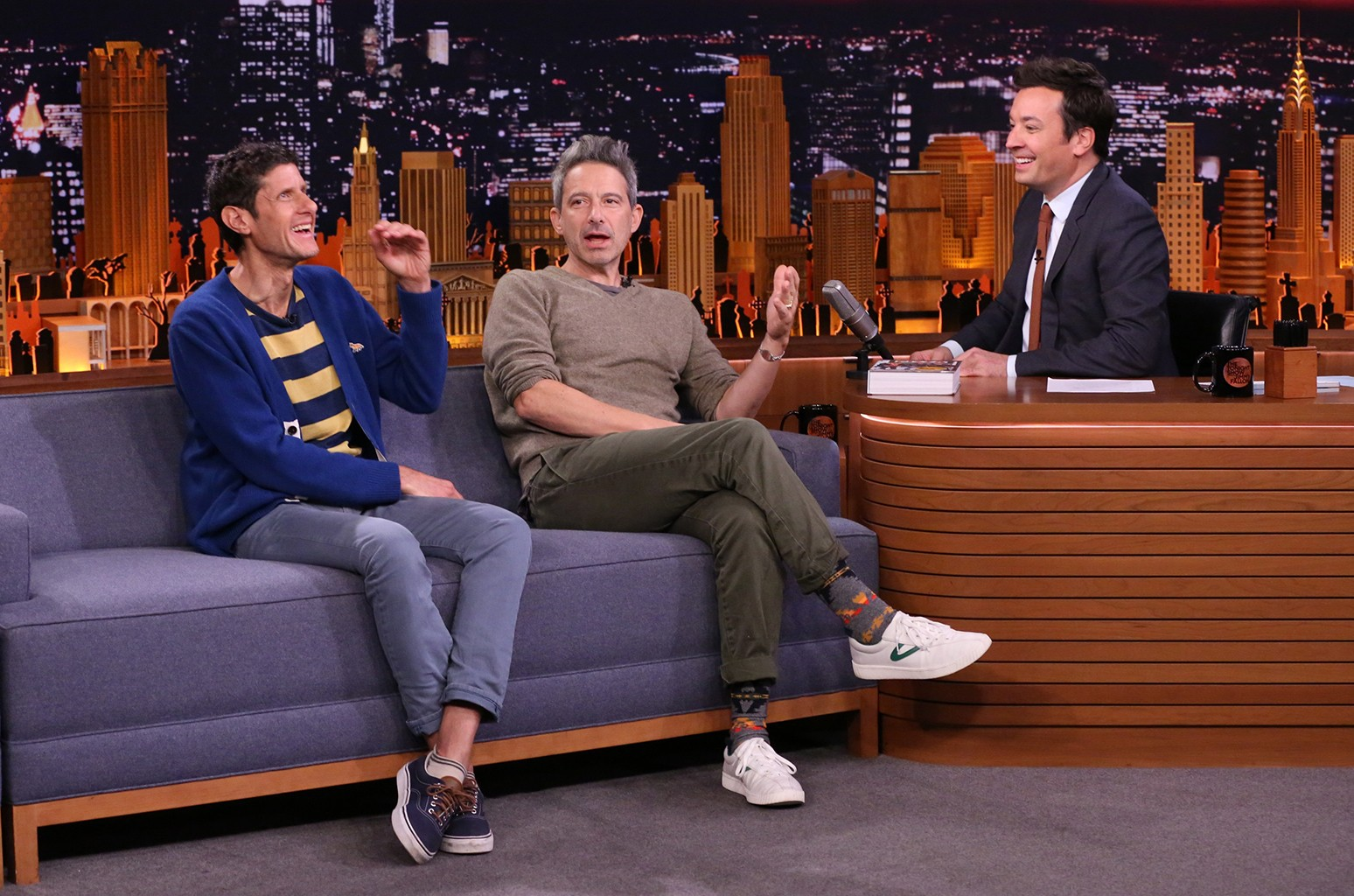 Mike D and Adrock