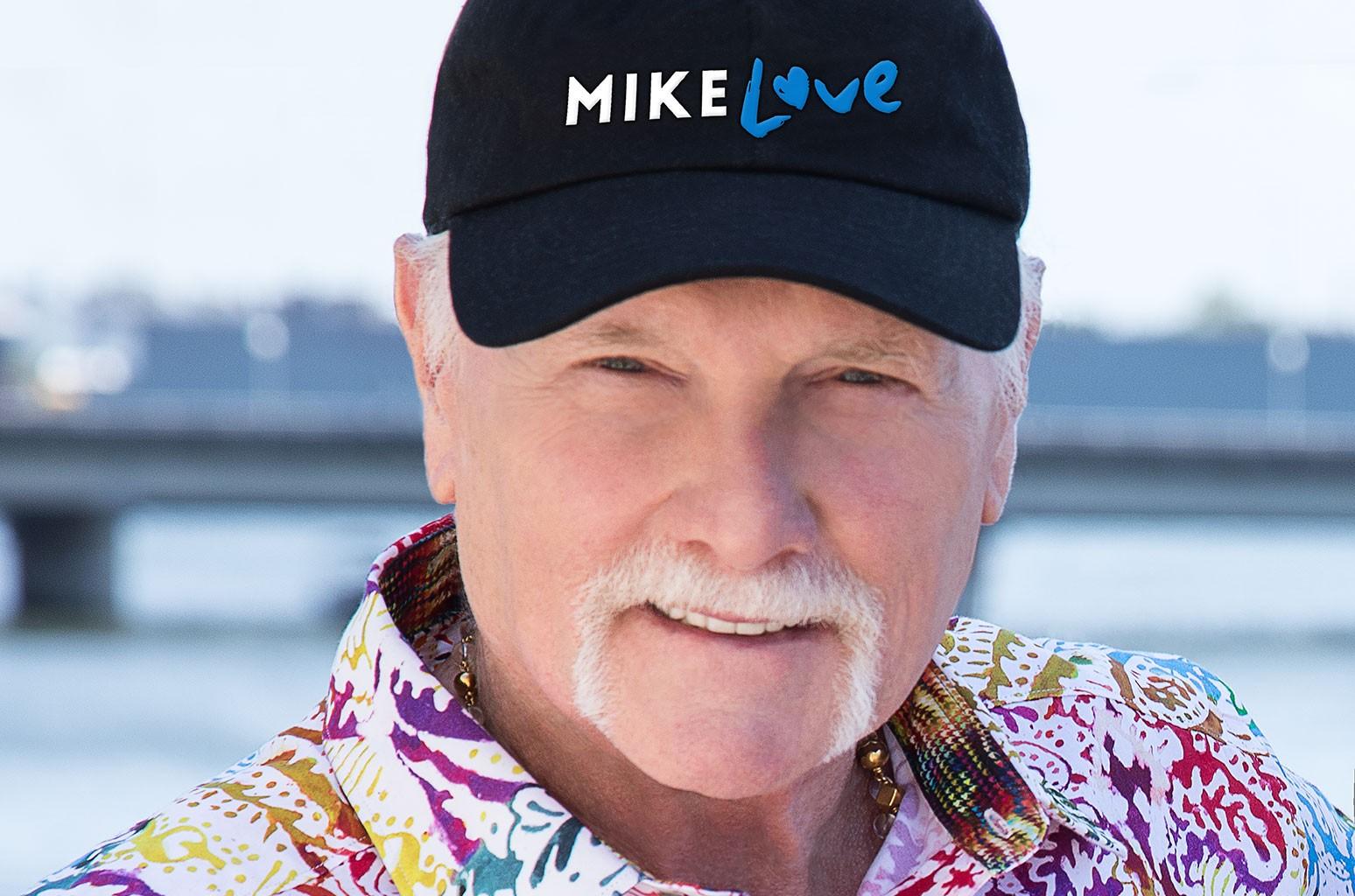 Mike Love of The Beach Boys