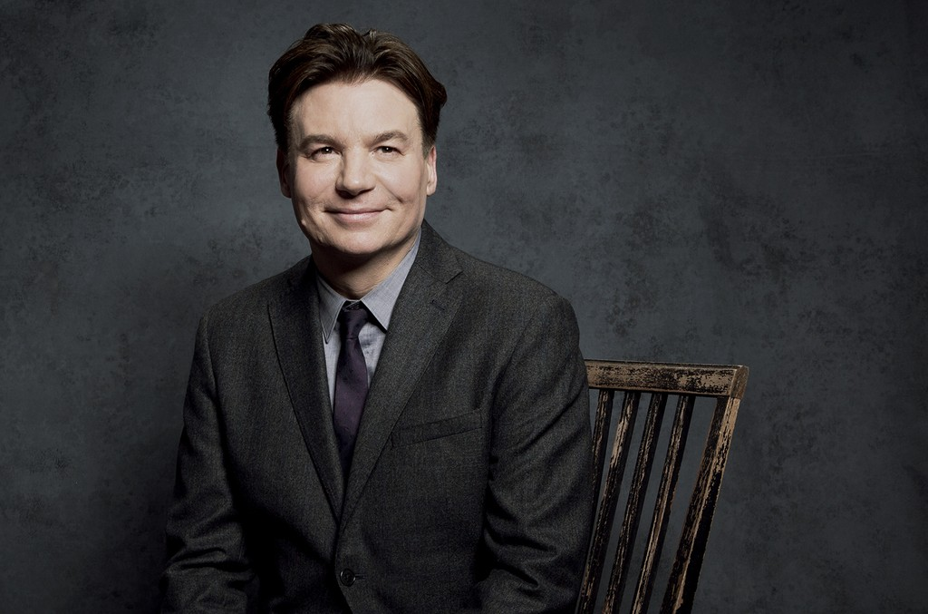 Mike Myers, 2017