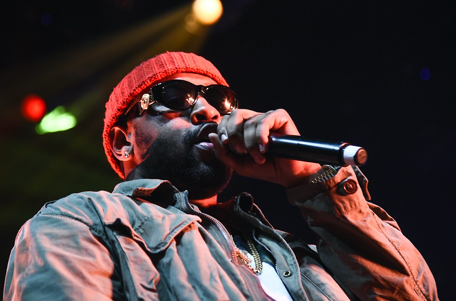 Mike Will Made-It performs at Moody Theatre on March 20, 2015 in Austin, Texas.