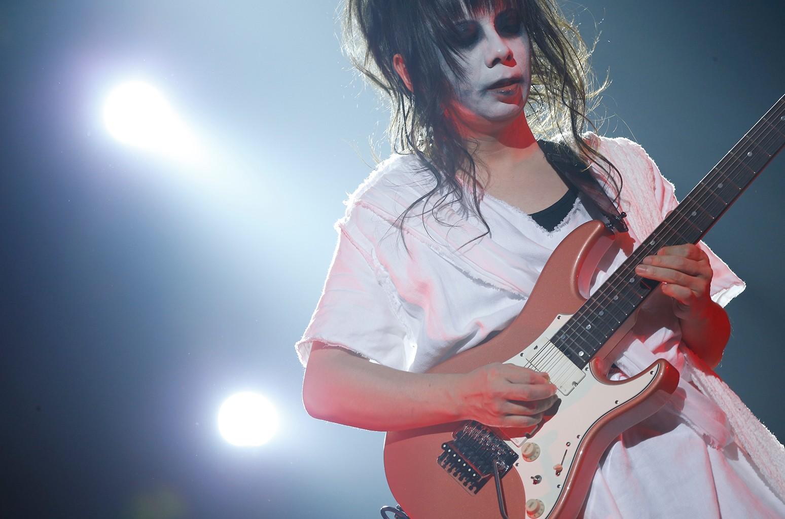 Mikio Fujioka of Babymetal