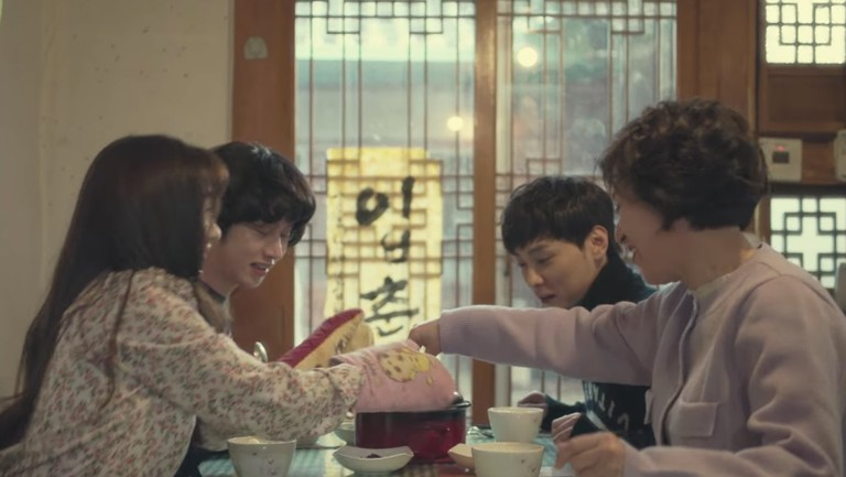 Super Junior S Kim Heechul And Min Kyunghoon Give Visibility To Developmentally Disabled People In Falling Blossoms Video Billboard