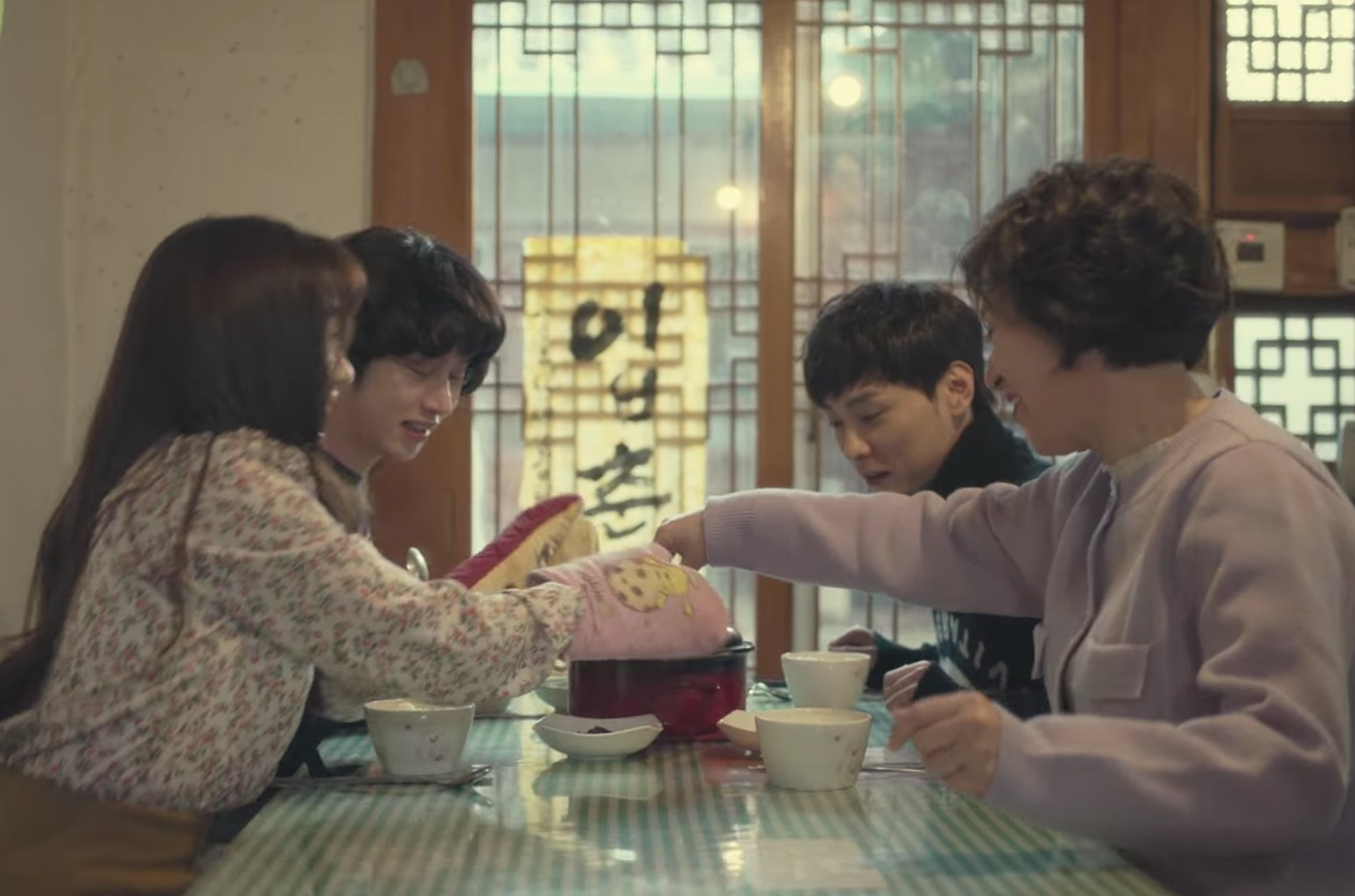 "Min Kyung Hoon & Heechul ""Falling Blossoms"""