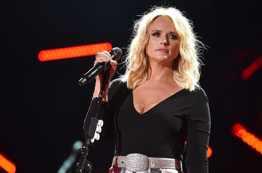Miranda Lambert performs in Nashville