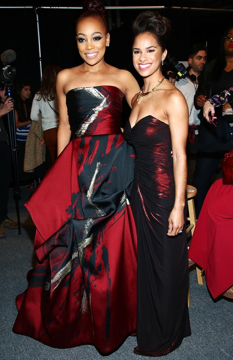 Monica and Misty Copeland